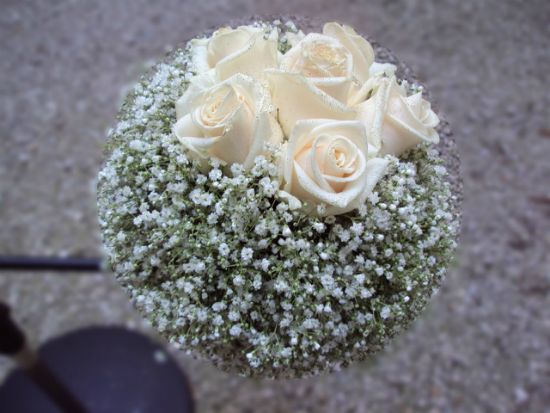 Poročni šopki št.4