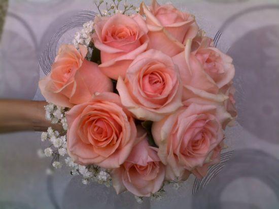 Poročni šopki št.35