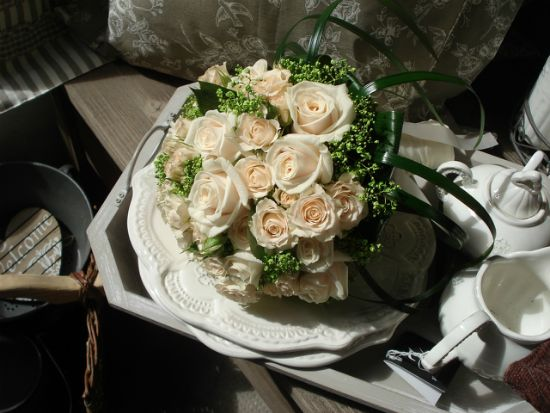 Poročni šopki št.1